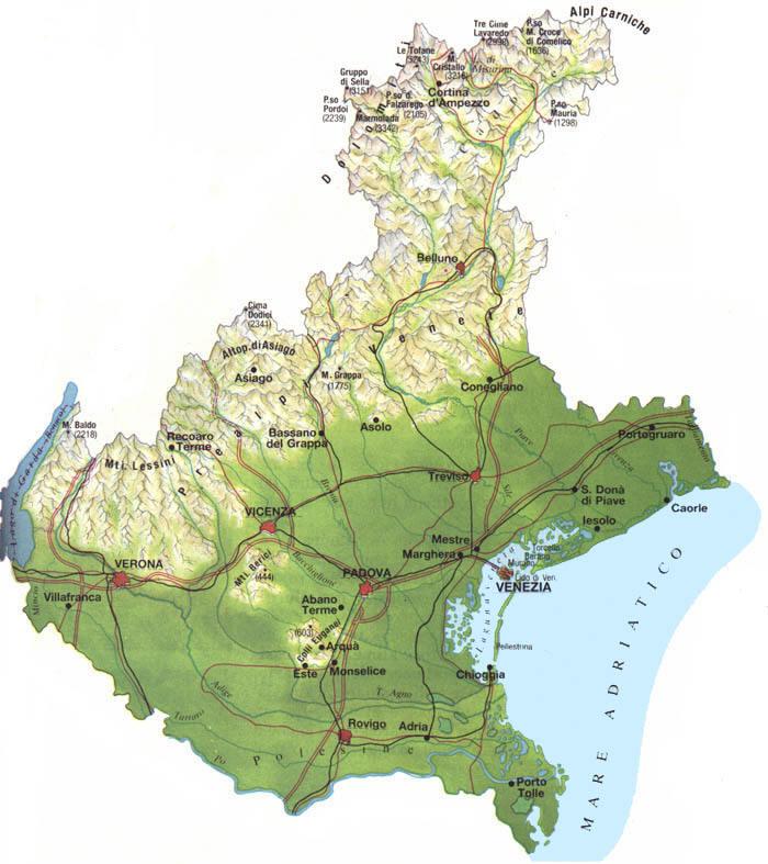 Presentiamo il Veneto